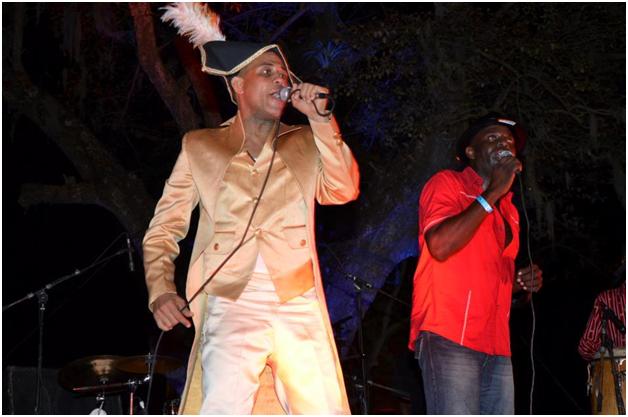 Images des festivités du carnaval 2013 au Palais Sans-Souci et au Cap-Haitien Image-776753