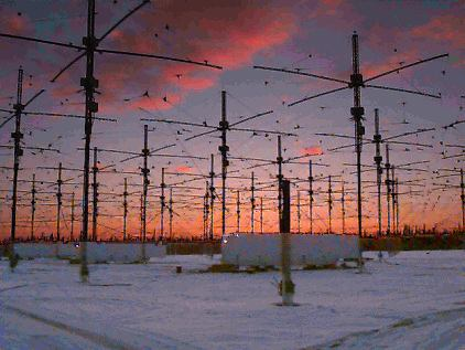 Who Or What Is Creating This? HAARP??? Haarp