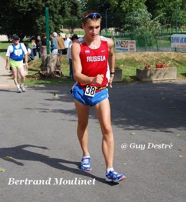 Bertrand Moulinet est élu marcheur de l'année 2012 DSC_8356