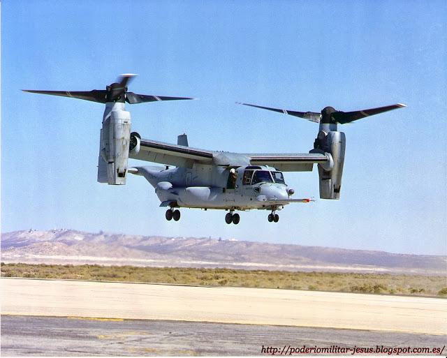 Bell-Boeing V-22 Osprey  (aeronave militar polivalente, catalogada como convertiplano USA) )  - Página 2 Helicoptero%2BV-22%2B%25282%2529