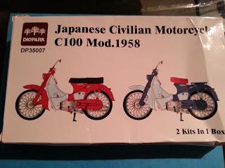 Japanese civilian motorcycle Diopark 1/35 ème 20131027_063153