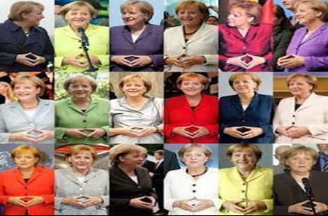 Is Angela Merkel Hitler's Daughter? Q