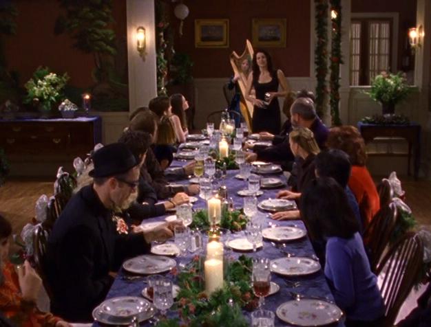 Gilmore Girls : les épisodes à voir avant le Revival ! Bracebridgedinner