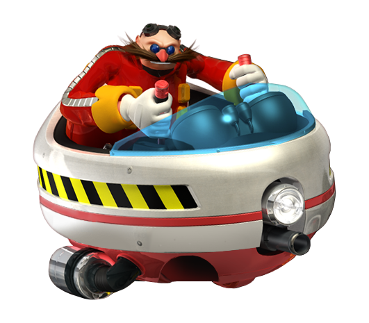 Dr Eggman Sonic The Hedgehog Discussion