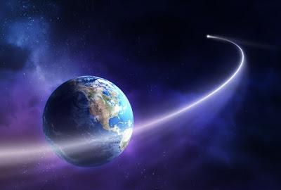 "Experts Puzzled After Great Comet Makes Mars Orbital ""Adjustments""  Izz1"