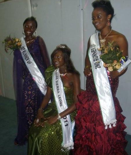 Umu Bayoh (SIERRA LEONE 2011) Misssl