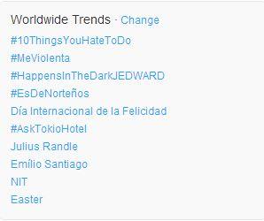 Twitter: #AskTokioHotel é Trends Mundiais  [20.03.2013] Capturar3