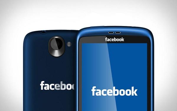 Facebook lanzará su teléfono durante esta semana.  Facebook_Phone_Android
