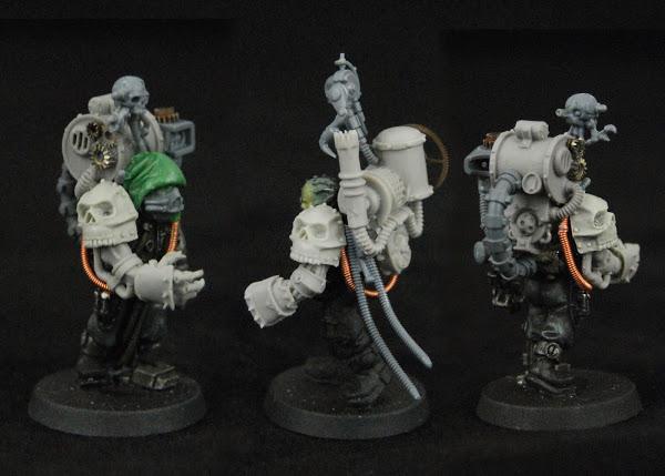 Warhammer 30k Sons of Horus  Dark_Mechanicus_WIP_13