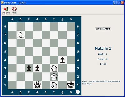 Lucas Chess GUI Lucas3