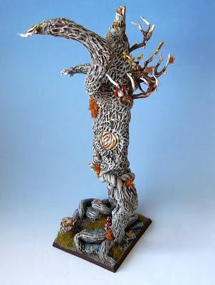 Skavenblight's Wood Elves - Page 3 Dzewo4