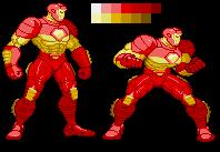 Iron Man -MEGAMIX- For WinMUGEN & 1.+ J0qt