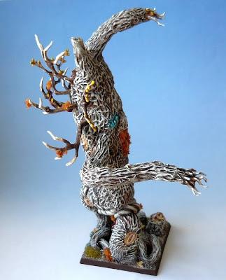 Skavenblight's Wood Elves - Page 3 Dzewo3