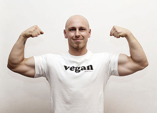 Stop Eating Your Friends! (Go Vegan)  Joel
