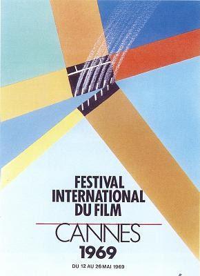 Međunarodni filmski festivali  Cannes%2Bfestival%2Bposter%2B1969