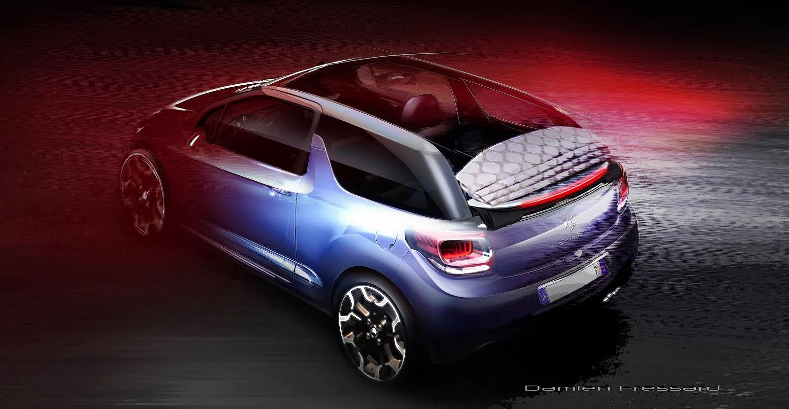 2012 - [DECLINAISON] Citroën DS3 Cabrio [A56] - Page 7 04