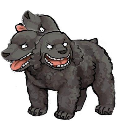 Warum Blackbeard mehrere Teufelsfrüchte.... Bbcerberus