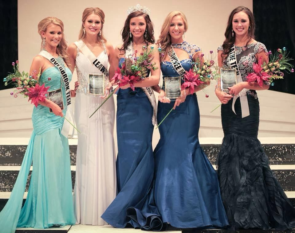 Road to Miss Teen USA 2015, finals August 22, 2015 Miss-Kansas-Teen-USA-2014-Claire-Bailey-Lee
