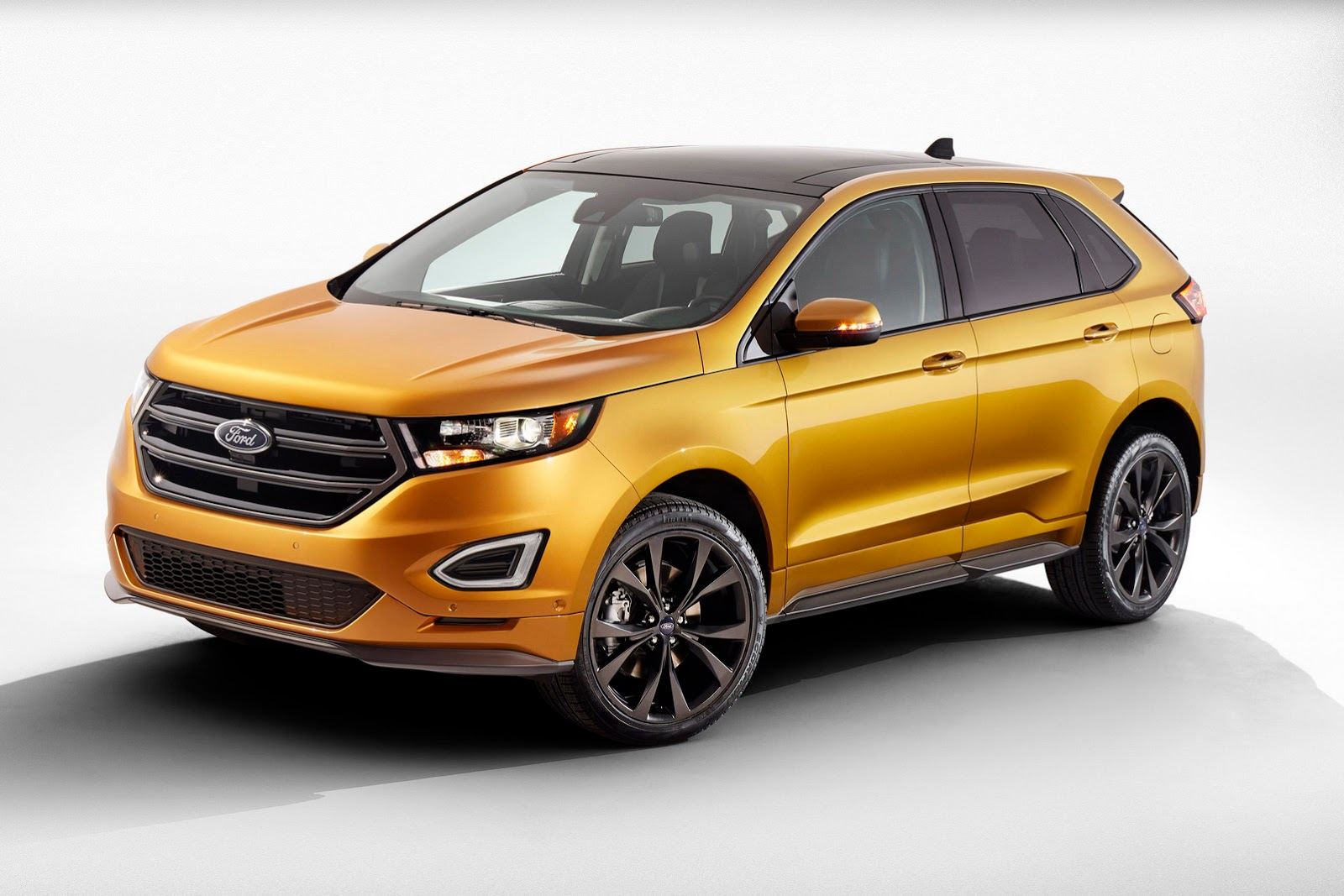 2015 - [Ford] Edge II - Page 2 2015-Ford-Edge-1