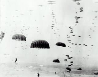 Người Lính VNCH qua những tình khúc bất tử của Một Thời Chinh Chiến Parachutes