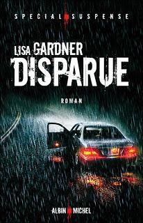 DISPARUE de Lisa Gardner Disparue