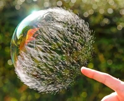Pre-Event Developments  Bubble