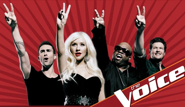 "Reality Show > ""The Voice USA"" [T.10] The-voice-aguilera"