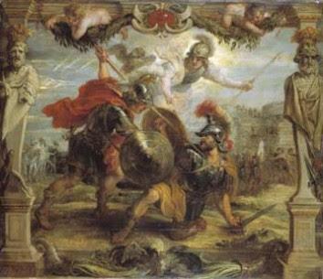 Aquiles............... IliadaAquiles-y-Hector-por-Rubens
