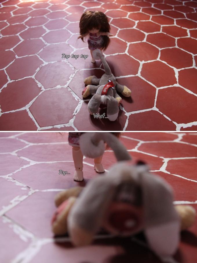 [PS At home :3] Hermione et le Daïnozaure 7