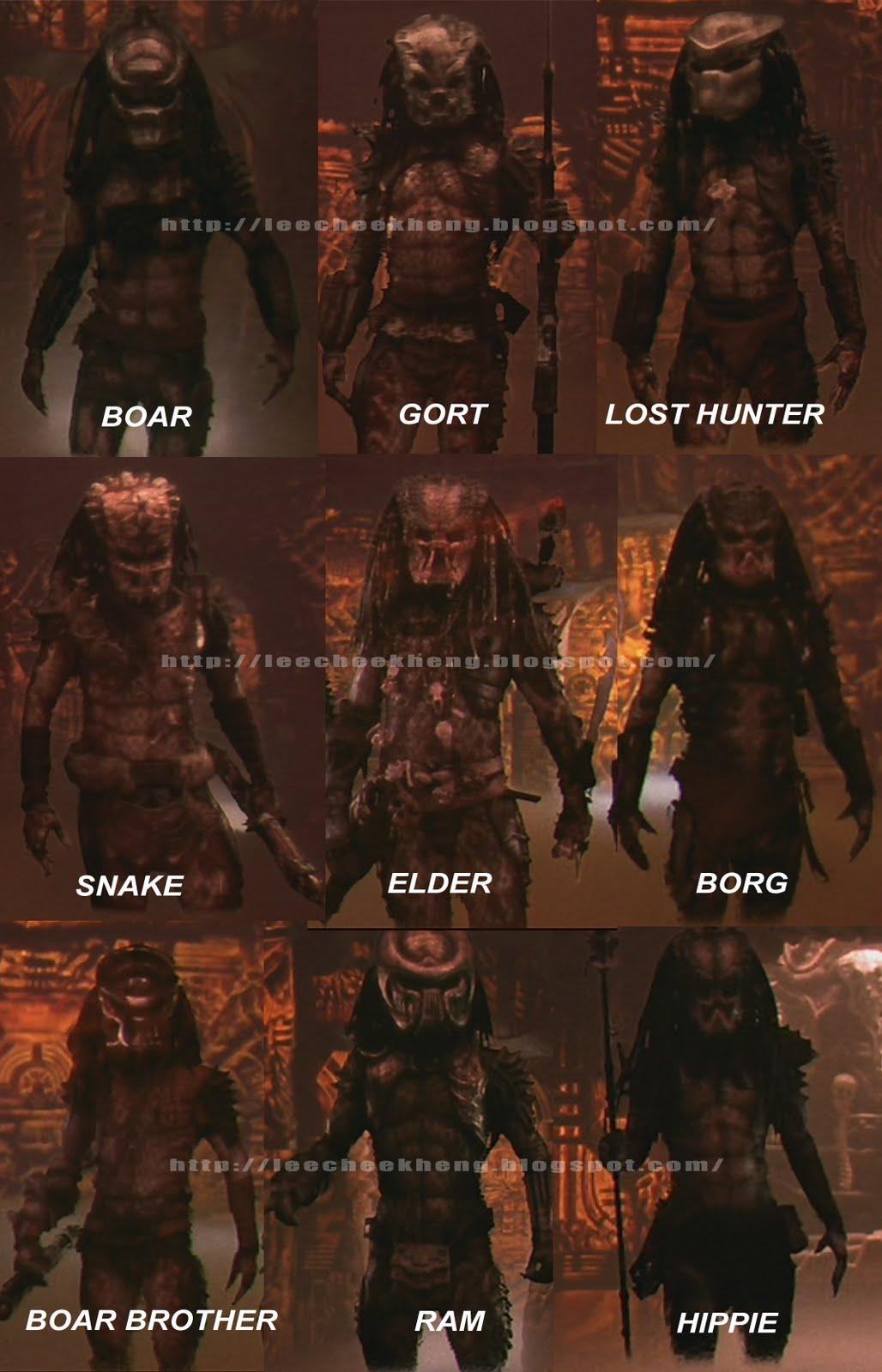 [NECA] [Tópico Oficial] PREDADORES - SDCC Exclusive: Dark Horse Comics - Ahab Predator - Página 9 Lostclan