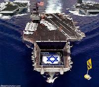 pour - Les Etats-Unis envoyent un vieux navire de guerre dans le golfe Persique Carrier_dees