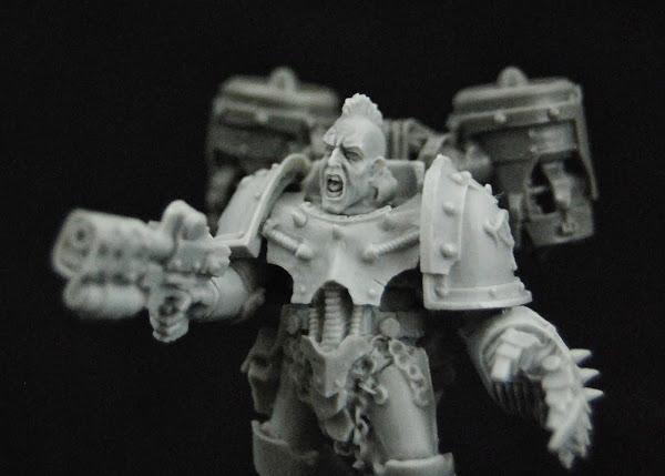 Warhammer 30k Sons of Horus  SOH_Reaver_WIP_14
