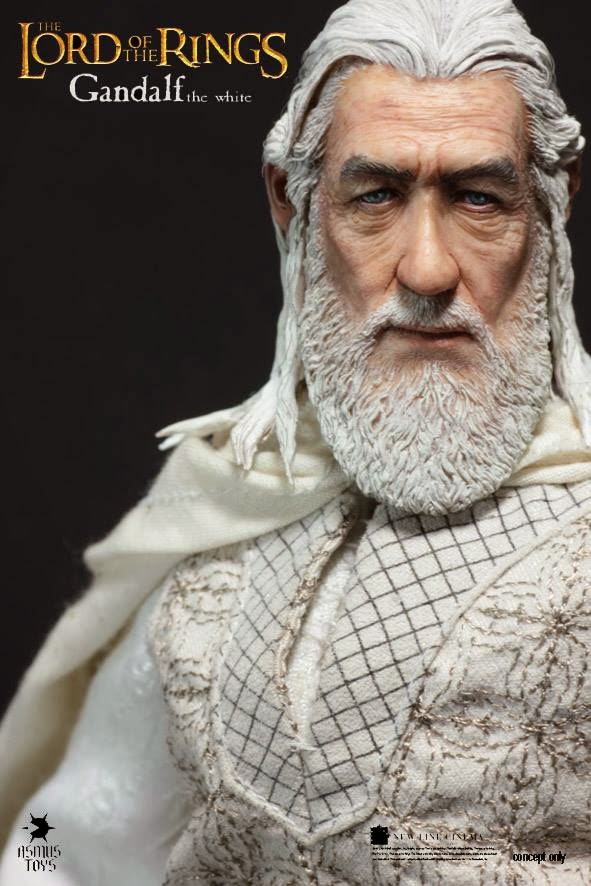 [Asmus Toys] The Lord of the Rings 1/6 scale - Gandalf F2