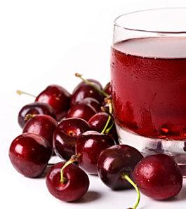 Le jus de cerise, un remède naturel  Cerise