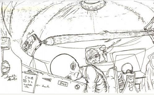 The Aztec UFO Crash Recovery Aztec3