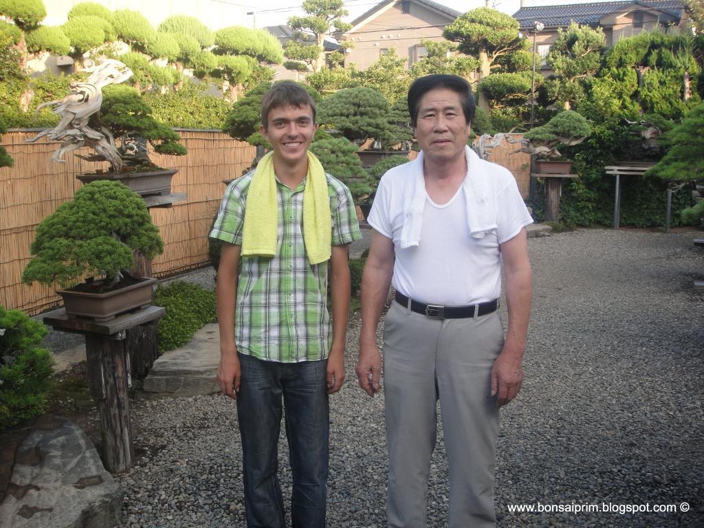В гостях у Масахико Кимуры DSC00190