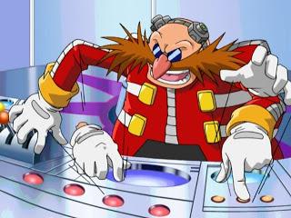 """Dr. Ivo """"Eggman"""" Robotnik Eggaction"""