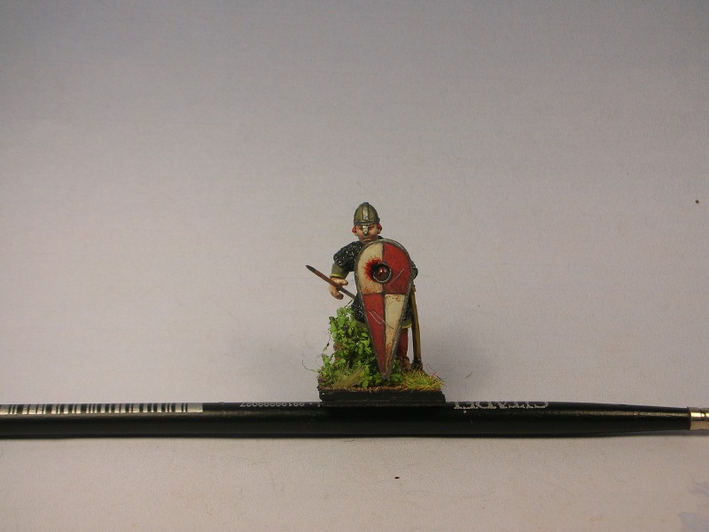 28mm Crusader spearmen for HC CrusaderHP