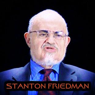 RIP Stanton Friedman Stanton-Friedman