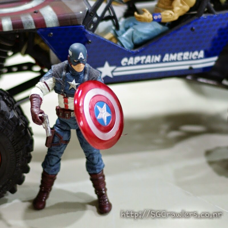 build - Boolean21's Axial Wraith build - Updates: New Paint scheme - Captain America's Axial Wraith - Page 2 IMG_20140822_205047