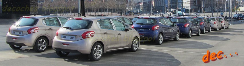 2012 - [Peugeot] 208 - berline [A90/1] 2081