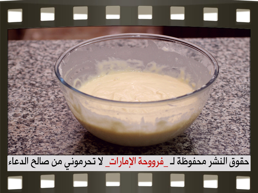 حلى قهوة لذيذ كرات الدونات باللوتس بالصور 8