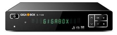 gigabox - GIGABOX S-1100 (V 1.25) ATUALIZAÇÃO - %25C3%25ADndice