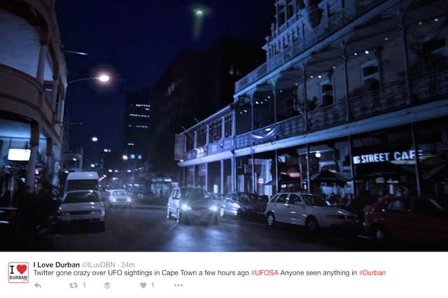 Residents Cape Town, South Africa witnessed weird green light in the sky  Weird%2Bgreen%2Blight%2Bsky%2Bcape%2Btown%2Bsouth%2Bafrica%2B%25282%2529