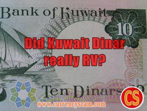 Did Kuwait Dinar really RV? Did%2BKuwait%2BDinar%2Breally%2BRV