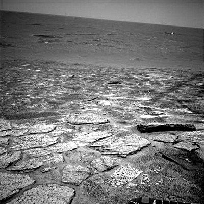 Tronco en Marte captado por Opportunity Biga-en-marte-madera