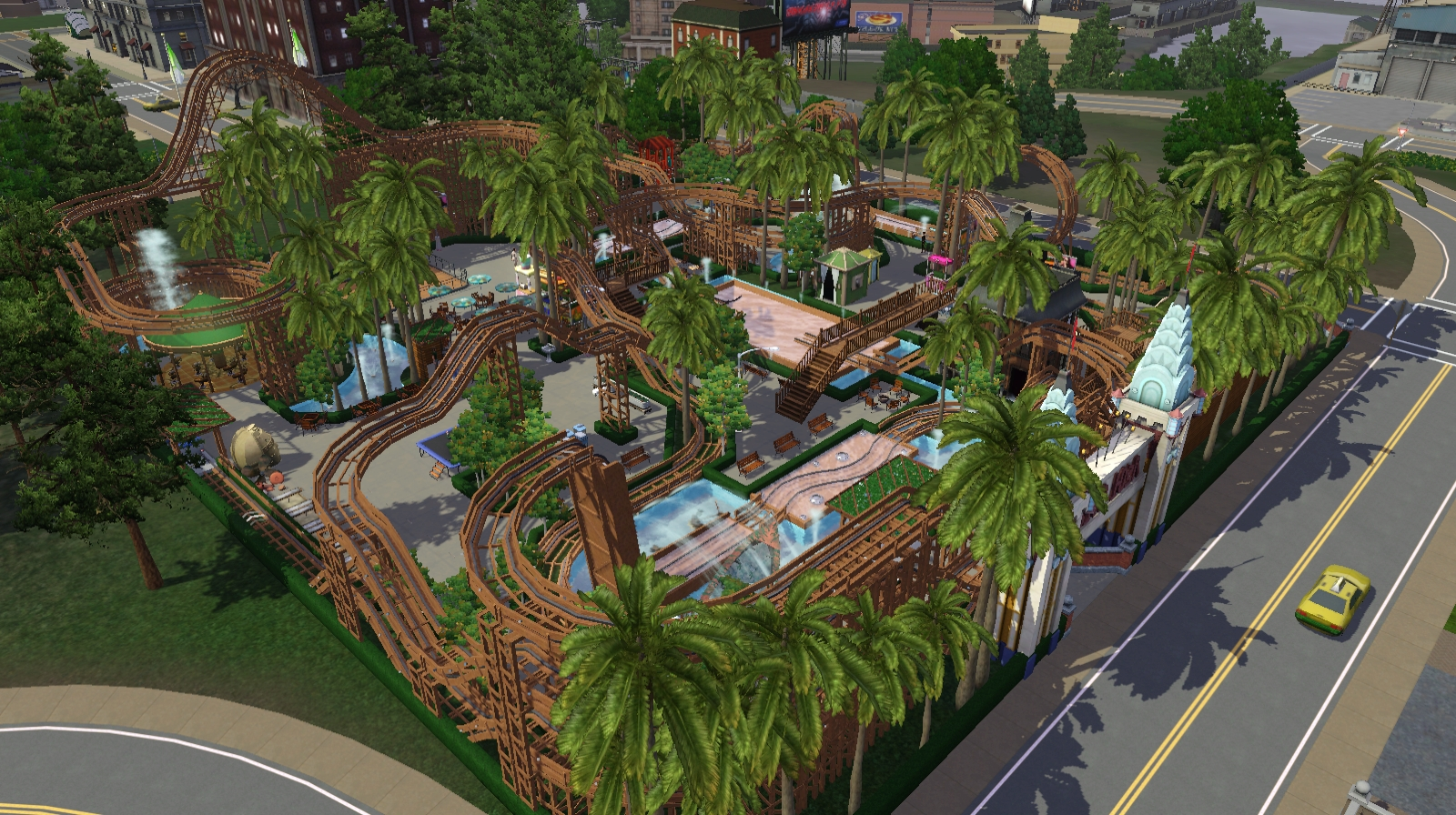 [Descarga] Parque Adventure Park. Screenshot-47