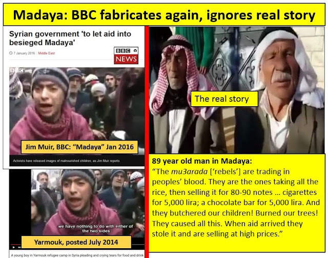 """The Madaya Crisis"": Media LIES & Propaganda Bbc%2Blies%2Bmadaya"