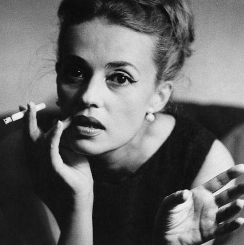 Žana Moro (Jeanne Moreau) Moreau
