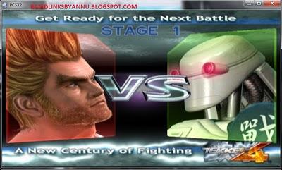 Tekken 4 for PC Mediafire Links 2